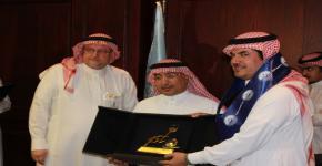 تكريم الجمعية السعودية لطب الأسنان