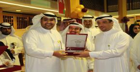 كلية التمريض تشارك في يوم التمريض الخليجي بمستشفى الملك خالد التخصصي للعيون