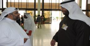 وفد من جامعة الملك سعود يزور اليوم المفتوح للتوظيف بجامعة الملك فهد للبترول والمعادن