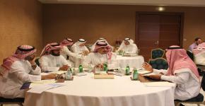 وكالة الجامعة لتطوير الأعمال أقامت ورشة الاسثمار لتنمية الموارد المالية في جامعة الملك سعود