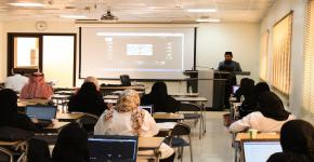 KSU's College of Medicine sees e-learning workshop
