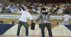 عميد شؤون الطلاب يرعى ختام أنشطة إسكان الطلاب بجامعة الملك سعود