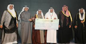 Another gold medal for Dr. Ahmed Al-Khazim, KSU Bee Research Chair