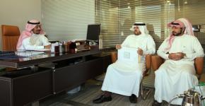 King Khalid University delegation Visits KSU