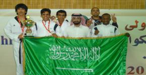 KSU taekwondo team places second overall in Asian Championship