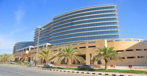 """"""" أوقاف جامعة الملك سعود """"تشارك بالمعرض الدولي للتعليم العالي"""