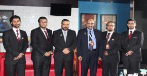 KSU Top Students participate in International Exchange