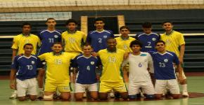 King Saud University volleyball overpowers KFUPM