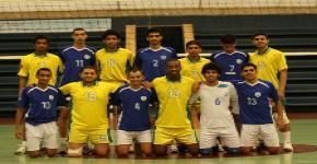 King Saud University volleyball overpowers KFUPM
