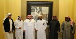 Riyadh Community College's Students visit King Abdulaziz Historical Center