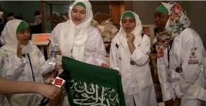 Young Female Saudi Innovators, 18 Year-old Mentor Received Top Awards in St. Louis