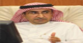 الدكتور الحركان يعلن عن شعار عمادة الدراسات العليا