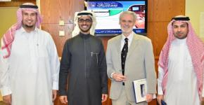 Distant Learning Expert Visits KSU