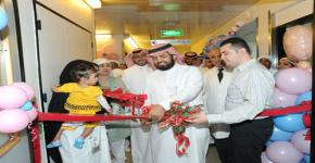 Dean Al-Faran tours expanded NICU at King Khalid University Hospital