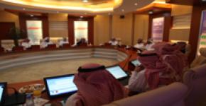 المجلس العلمي يعقد جلسته السادسة برئاسة وكيل الجامعة للدراسات العليا والبحث العلمي
