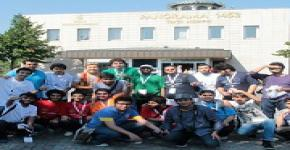 Preparatory Year Students Visit Turkey