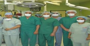 KKUH team performs ground-breaking brain stem implant surgery
