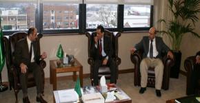 KSU delegation visit United Kingdom to connect with students abroad