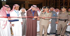 Rector Al-Othman Opens Student Scientific Symposium