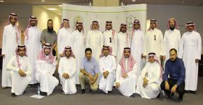 Saudi Airforce Trainees visit Prince Sultan Institute for Research on Advanced Technologies