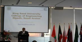 مشاركة كلية الهندسة في الملتقى الخليجي الإسترالي بجامعة سيدني