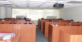 كلية الأمير سلطان بن عبدالعزيز للخدمات الطبية الطارئة تعقد ورشة عمل  (( رفع المقررات على نظام إدارة التعليم الإلكتروني ))