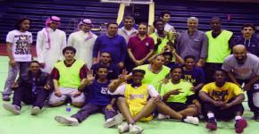 Society Club defeats Engineering Club 18-17 to win KSU basketball tournament