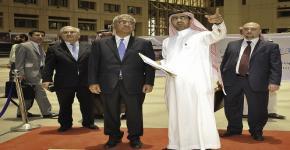 Azerbaijan Deputy Foreign Minister Hafiz Pashayev visits King Saud University