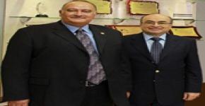 WHO delegation visits King Saud University