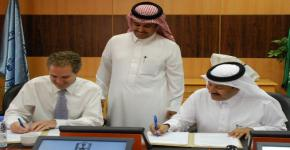 KSU Mammals Research Chair, Zoological Society of London (ZSL) sign cooperation agreement