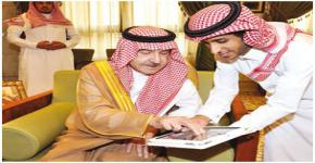 أمير منطقة الرياض يدشن الحملة التوعوية لبرنامج كراسي البحث بجامعة الملك سعود