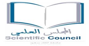 المجلس العلمي يعقد جلسته العاشرة برئاسة وكيل الجامعة للدراسات العليا والبحث العلمي
