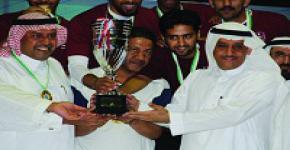 برعاية معالي مدير الجامعة شؤون الطلاب تنظم بطولة خماسيات كرة القدم على مستوى الجامعة