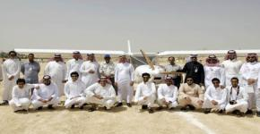 KSU leads the gulf with pioneering aircraft assembly
