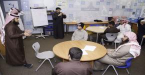 نادي العلوم والتقنية يقيم دورة  في نظرية سكابر