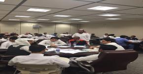 إكمال دورات مهارات تطوير الذات وبناء الشخصية لبرنامج الطلبة المتفوقين بالجامعة