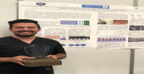 الطالب الموهوب وليد صدّيق يحصل على منحة بحثية من جامعة هارفرد بعد نشر بحثه الأول في مجلة Biomedical