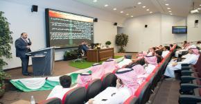 عمادة السنة التحضيرية تنظم لقاء عن وثيقة حقوق والتزامات الطالب الجامعي