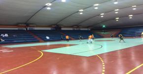 فريق عمادة شؤون الطلاب يحصد بطولة جامعة الملك سعود في خماسيات كرة القدم