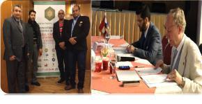مشاركة مجموعة الفيروسات بكلية العلوم في فعاليات المؤتمر الدولي السادس