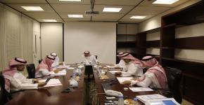 الأمانة العامة لأوقاف الجامعة تعقد اجتماعها الثاني للعام 2018م