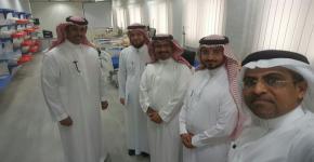 خبير وطني في المحاكاة الطبية يزور كلية العلوم الطبية التطبيقية