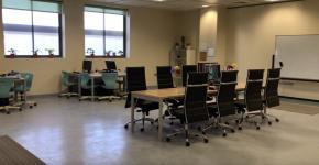 افتتاح الشطر النسائي لمركز أبحاث الروبوتات الذكية