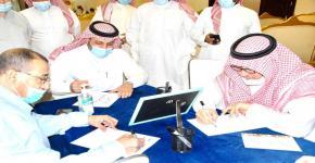 """إقامة فعالية """" الخط العربي أصالة وإبداع """" بكلية العلوم"""