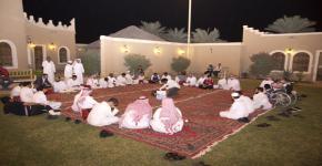 مركز ذوي الاحتياجات الخاصة يحتفل بالطلاب المستجدين