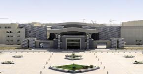 عمادة التطوير والجودة تجتمع بالعمادات المساندة والإدارات بالمدينة الجامعية للطالبات