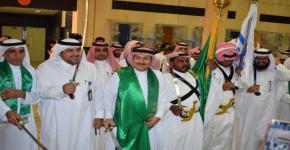 كلية السياحة والآثار تحتفل باليوم الوطني 89