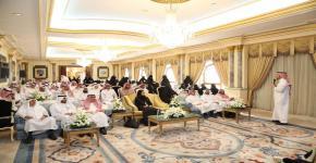 جامعة الملك سعود تشارك في يوم الموهبة الخليجي واللقاء المتماثل لقادة الموهوبين بالمدينة المنورة
