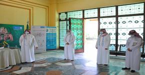 فعاليات اليوم الوطني 90 في كلية الدراسات التطبيقية وخدمة المجتمع