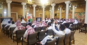 منهجية ترميم المباني التاريخية في مركز الملك عبدالعزيز التاريخي